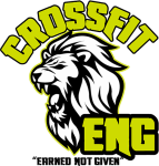 CROSSFITENG LOGO white